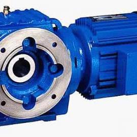 高性价比SAF97煤矿滑道牵引机硬齿面斜齿轮蜗轮减速机