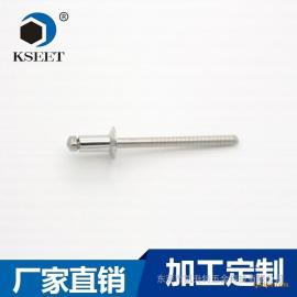 铆钉厂家特价供应开口型不锈钢抽芯铆钉3.2*8不锈钢抽芯铆钉GB126