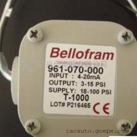 BELLOFRAM T1000 961-070-000转换器 现货
