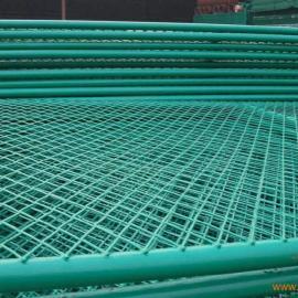 武汉桥梁防护钢板护栏网-1.8×3米菱形孔钢板网尺寸定制