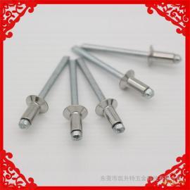 铆钉厂特价批发开口型不锈钢抽芯铆钉3.2*12不锈钢抽芯铆钉GB1261