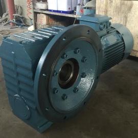 SAF57蜗轮蜗杆减速电机 大型机床配套齿轮减速机制造商