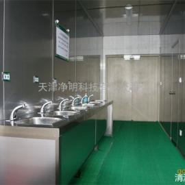 天津地区空气净化车间 GMP净化车间 食品化妆品净化车间专业制作-