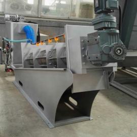 XXDL-301不锈钢叠螺污泥脱水机,叠螺污泥浓缩机