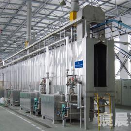 前处理设备 通过式清洗机 悬挂输送系统 自动前处理线