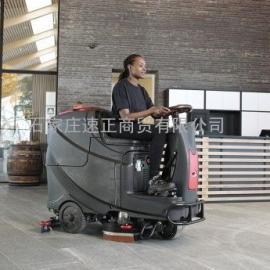 石家庄威霸驾驶式洗地机 AS 710R 驾驶式洗地吸干机