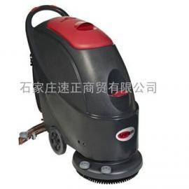 供应石家庄手推式洗地机AS 510 手推式洗地机价位