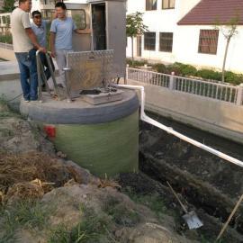 西藏一体化预制泵站
