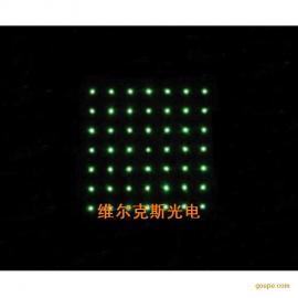产生点阵激光的分光镜 分光片 激光美容1064nm 7*7