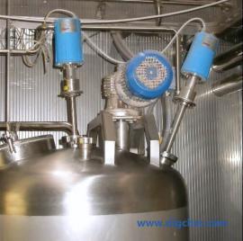 自动化制药反应釜清洗系统