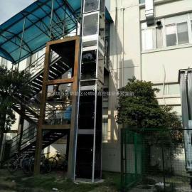 深圳咏鑫高品质传菜升降机,湘菜馆传菜机