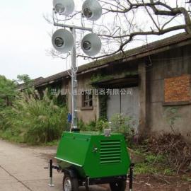 八通照明 全方位移动灯塔 拖式升降照明车/BT6000G