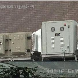 惠州环保公司惠阳废气处理之淡水厨房油烟净化设备酒店厨房油烟处