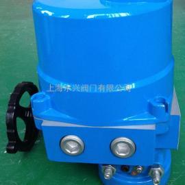 QT10-1部分回转阀门电动装置
