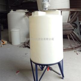 碱性液体化工搅拌罐厂家 防腐衬塑搅拌机直销工厂