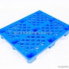 重庆塑料托盘 1米长度库房防潮板赛普厂家直销