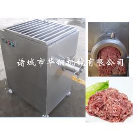 JR-120型绞肉机,-18度不用解冻冻肉绞肉机