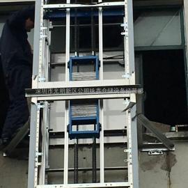 深圳室外型传菜机,高速平稳传菜提升机