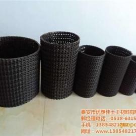 优塑佳土工材料公司、大同硬式透水管、110mm硬式透水管