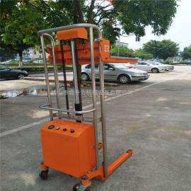 电动托盘搬运车半电动液压装卸车堆货车