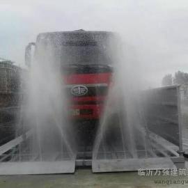 选购专业的工地洗车机就选万强网络_智能的工地洗车机
