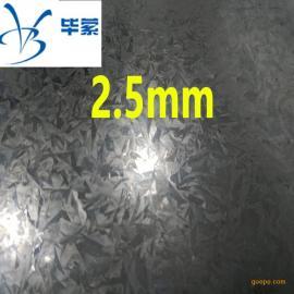 华东邯钢唐钢Q235B现货2.45mm普强镀锌卷275克锌层