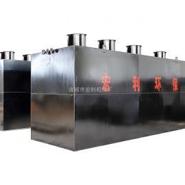 含油污水处理设备 金属切削液含油废水处理设备 达标处理排放
