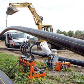 霸州煤改气PE天然气管道全自动焊机