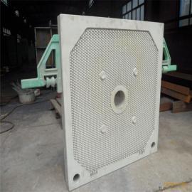 厢式压滤机滤板增强聚丙烯滤板耐高温耐酸碱性能强滤板