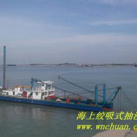 12寸泵抽沙船可以抽10厘米以上的石�^
