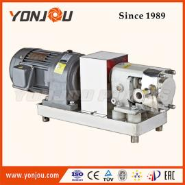 LQ3A凸轮转子泵 不锈钢卫生级 高压力 厂家直销供应