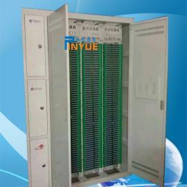 1440芯三网合一光纤配线架又称1440芯三网合一配线架开放式结构