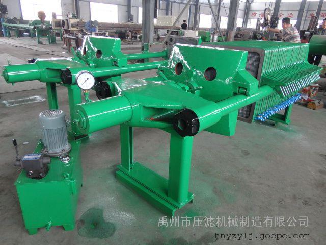 湖北铸铁压滤机 湖南板框式压滤机 耐高温铸铁过滤机