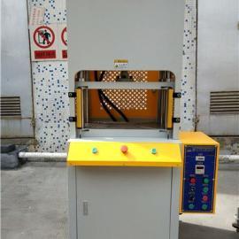 沙井保护膜裁切机,松岗不干胶裁切机,皮革冲切机