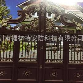 惠州聚福豪门铝合金门生产安装 厂家直销
