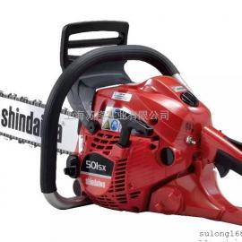 新大华501SX油锯 新大华进口18寸油锯 伐木机 油锯