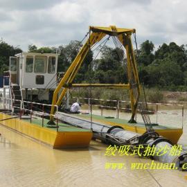 河南信阳绞吸式抽沙船比自卸船效率高