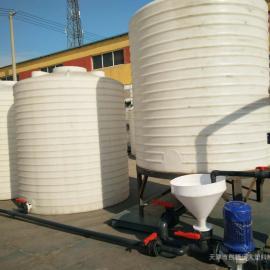 供应天津6立方PE水箱厂家、6吨pe水箱批发加工