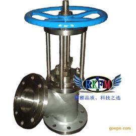 RKFM品牌HG5-86-02型-手动柱塞式放料阀