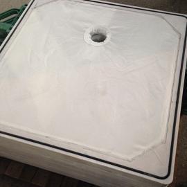 湖州盛世压滤机嵌入式白板 密封条全新料聚丙烯 耐高温食品级滤板