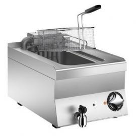 玛兰奴/MARENO台式电炸炉F64ERP 单缸单筛电炸炉