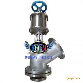 带手动气动放料阀-RKFM品牌HG6S-86-02型