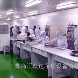 济南千级实验室净化工程公司,济南实验室净化工程设计报价