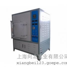 上海向北TNQ1400-30箱式气氛炉真空炉马弗炉高温炉