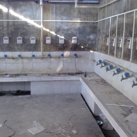 浴室打卡出水设备