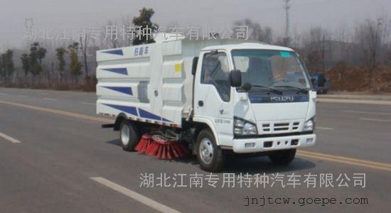 国五五十铃5吨扫路车 同等价格比质量