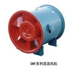 浙江越舜低噪声高效混流风机