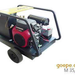 马哈M 35/21 BE 工业级汽油引擎驱动冷水高压清洗机