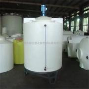 厂家直供一次成型2方肥料搅拌桶耐酸碱腐蚀抗老化