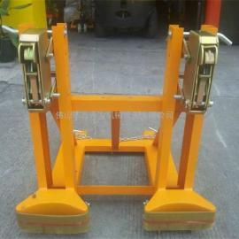 广州地区厂家直销油桶吊具/油桶运输夹具/油桶起重夹具